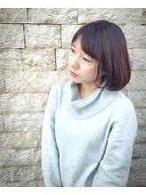 ビクシーオブヘアー 稲毛海岸店(Bixy of hair)定番!愛されボブ♪