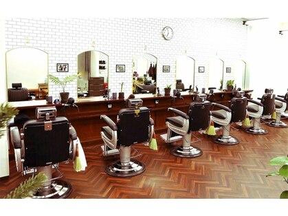 シンヤ ヘアーズ ラパーク春木店(SHINYA HAIRS)の写真