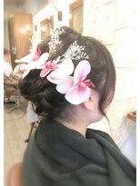 スウィート 梅島店(Sweet)手作りのお花arrangeセット2021#4