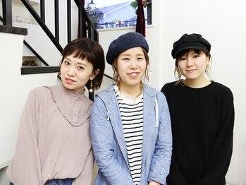 ヘアメイク アンジー(hair make anjii)の写真/女性目線での提案はもちろん、どんな悩みにも的確にアドバイス!!研究し尽くした技術で納得のいく仕上がりに