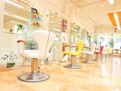 ナショナルビューティーサロン(National Beauty Salon)の写真
