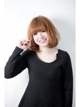 ヘアアンドデザイン ルヴォワール(hair & design Revoir)Revoir★ゆるふわガーリーボブ