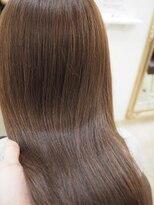 リリーズ ヘア(Lily's Hair)艶髪♪ブラウンベージュ♪