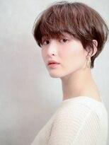 ベック ヘアサロン(BEKKU hair salon)30代40代ハンサムショート☆大人マッシュルーム【恵比寿】吉永