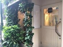 サロンアトリエケー恵比寿の雰囲気(大通りから少し外れた隠れ家サロン)