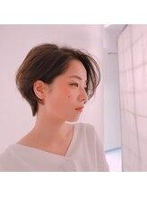 アンテナ ヘアリゾート 北浦和店(ANTEnNA HairResort)大人ハンサムショート