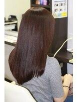 ヴィオレッタ ヘアアンドスペース(VIOLETTA hair&space)髪質改善【チューニング】ロング
