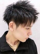 カイノ イオン鹿児島中央店(KAINO)★刈り上げ×黒髪ショート