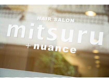 ヘアーサロン ミツル(HAIR SALON mitsuru+nuance)の写真
