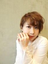 ロミ(ROMI)☆デジタルパーマ☆スウィングショートボブ☆