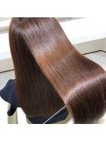 髪質改善ヘアエステ ライフ(LIFE)【髪質改善ヘアエステ】艶髪ストレート