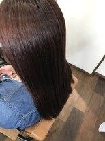 ヘアー チクタク(Hair Ciku-taku)サラサラロング