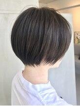 ヘア サロン イチャリ(hair salon ICHARI)丸みショート☆ イケダタツヤ