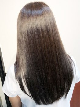 ヘアークリアー 春日部の写真/人気の【サブリミック髪質改善トリートメント】取扱い店☆最新の技術で効果も長持ち!憧れのうるツヤ髪へ♪