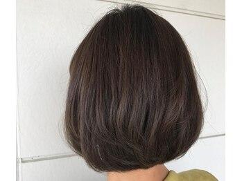美容室 レア(lea)の写真/エイジングケアのプロ在籍◆髪には女性の年齢が表れます。正しいケアで年齢を感じさせない美髪へ♪