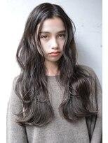 ロイジー(roijir)roijirイルミナカラーxデジタルパーマxヘルシーレイヤーx黒髪