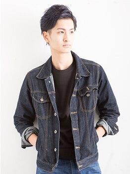 ヘアーアンドメイクノイ 笹塚店(hair and make NEU)の写真/髪が伸びてきてもキマる再現性の高いカットが◎!メンズ限定のお得なセットメニューも多数あり!