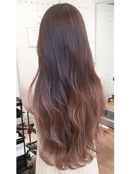アイル(I'll)の写真/髪を傷めない技術と提案で他にはない、デザインとメニューで一歩先のカラー体験をして頂けます。