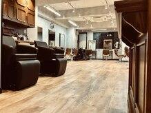 リノヘア プラス 関内店(RINO hair+)の雰囲気(関内駅前、口コミで話題のお店、カットカラー3700円が人気!)
