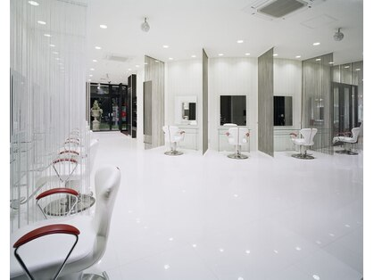 アース 泉中央店(HAIR&MAKE EARTH)の写真