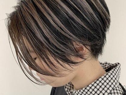 ヘアーアンドカルチャー ティーチ(hair&culture TEACH)の写真