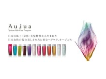 《Aujua-オージュア》日本の髪のために誕生したオーダーメイドトリートメント