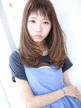 アグ ヘアー ルアナ 西大寺店(Agu hair luana)☆小顔効果×フリンジバング!!人気スタイル☆