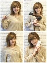 メイ 盛岡店(May.hair&make)Yui