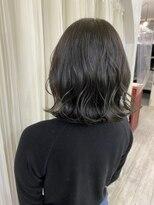 ヘアアンドメイクグラチア(HAIR and MAKE GRATIAE)【暗髪】6トーン☆モノトーングレー