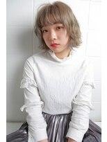 エル(ailes)【6/23オープン★ailes(エル)】透明感透け感カラー☆
