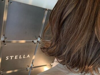 ステラ ヘア モード(Stella hair mode)の写真/【鈴蘭台駅徒歩5分】性別・年代問わず、様々なお客様に愛される贅沢プチプラサロン★広々空間で居心地も◎
