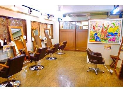 アトラクト(Attract Hair salon)の写真