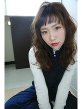 プラザヘアー モザイクボックス店【PLAZA HAIR】セミウェービースタイル