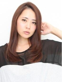 レーヴ 津田沼(reve)の写真/イメージに合わせたストレートが大人気☆気になるクセ毛の対策におすすめ。どんなお悩みも解決♪
