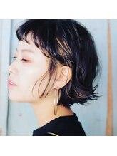 ヘアアンドライフスタイル ソーホー(hair and lifestyle SOHO)外ハネボブ