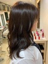 ネオヘアー 東向島店(NEO Hair)清楚な艶カラー