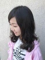 イチゴイチ(151e)【151e 戸塚】*エアリーパーマ+kid'sスタイル*