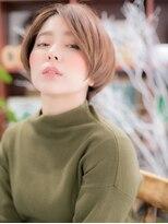 *+COVER HAIR+*…差のつく☆立体丸みボブc
