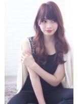 ステージ(STAGE)☆STAGE 髪質改善 低温デジタルパーマで作るロング☆Kensuke