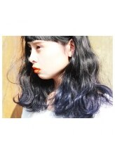 ニコ nico hairmake ♯Orange