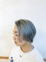 カノア(Canoa)bleach×blue silver