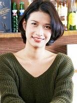 モニカ 横須賀中央店(Monica)ツヤサラは大人スタイルの条件のショートボブ☆【横須賀中央】