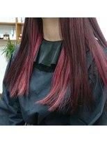 チームボス(Team BOSS)mix pink color