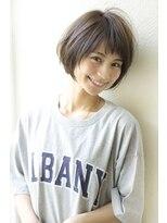 【Un ami】《増永剛大》 オーダーNO,1☆人気ショートボブ☆