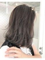 バンクスヘアー(BANK'S HAIR)パールグレイハイライト