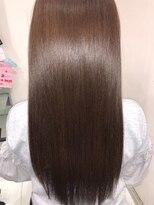 プラウド綺麗な髪は好きですか☆美髪ヘアのカラー