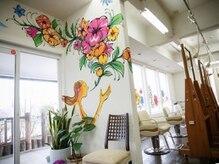花やの前の美容室 南アルプス店