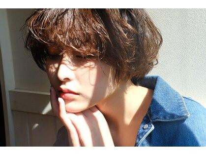 ヘアーアンドスパ アン コントゥール(hair&spa an contour)の写真