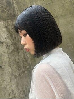 ステラ ヘア モード(Stella hair mode)の写真/自然な仕上がり&ダメージを最小限に抑えたクリニック縮毛矯正!ノンアルカリ薬剤で手触り抜群の柔らか質感☆