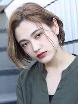 アース 常盤平店(HAIR & MAKE EARTH)外国人風ハンサムショート